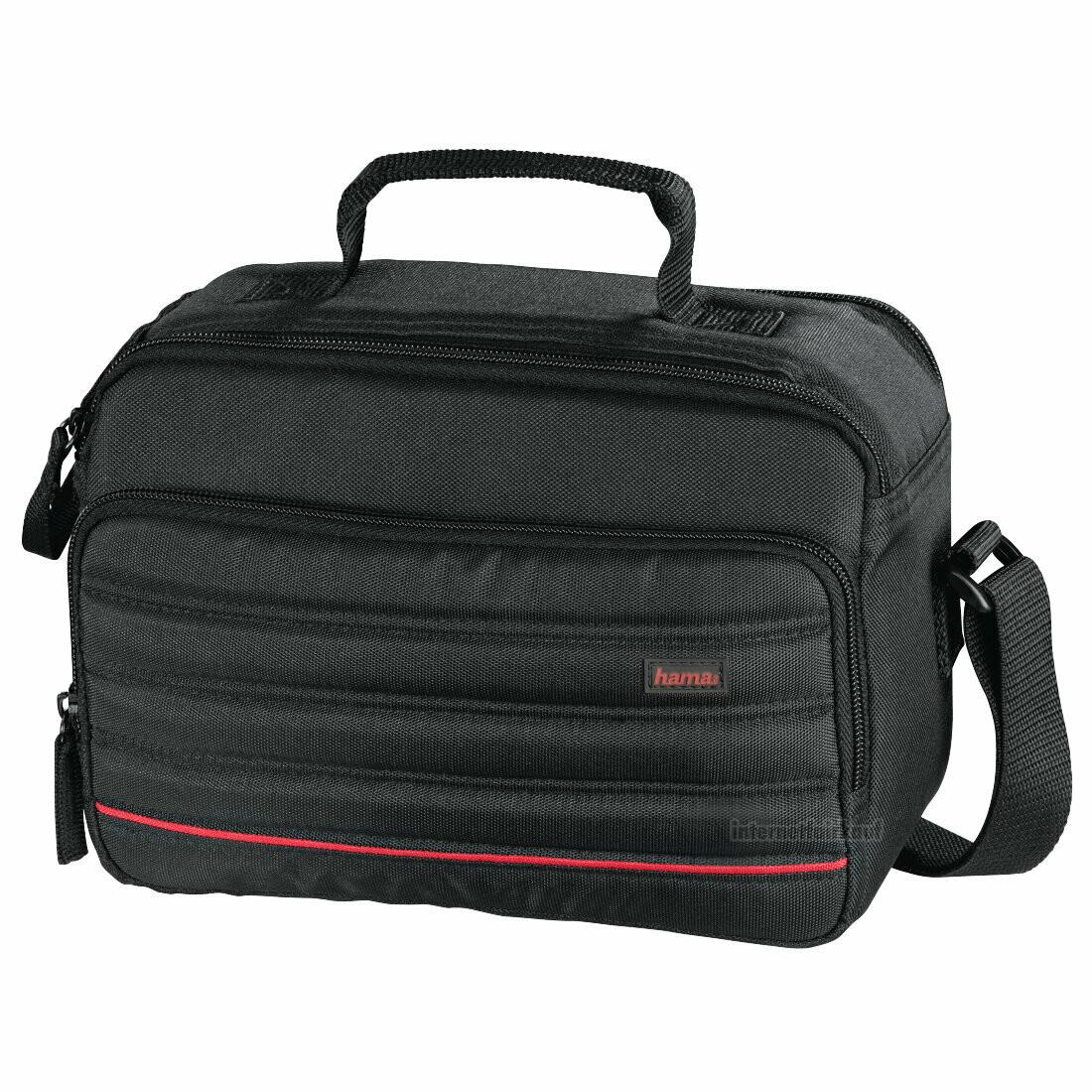Foto-Tasche passend für Nikon D5600 D5500 D5300 und Zoom-Objektiv