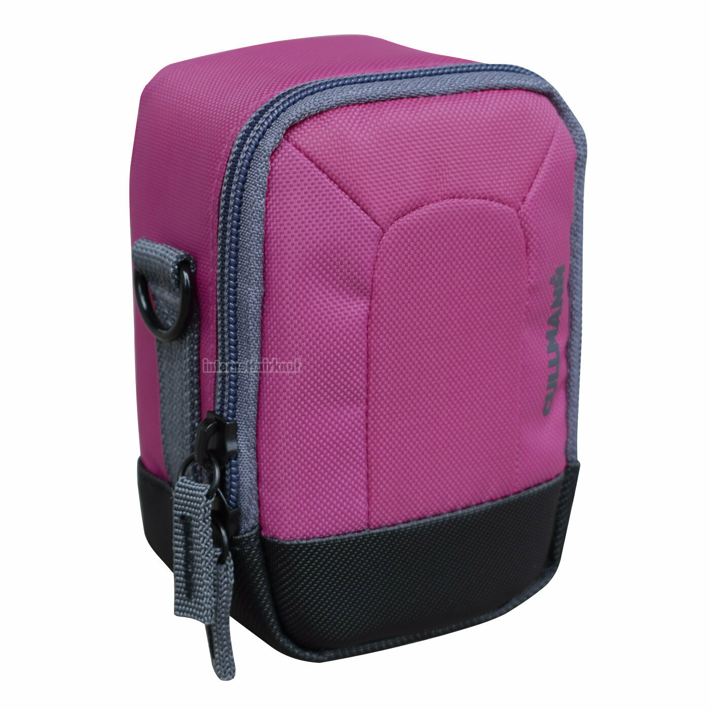 Kameratasche purple passend für Panasonic Lumix DMC-LX100 I + II - Fototasche