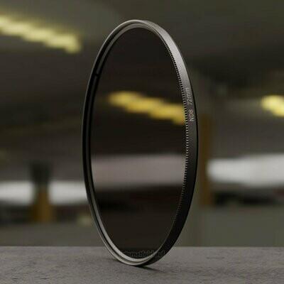 Graufilter ND8 72mm