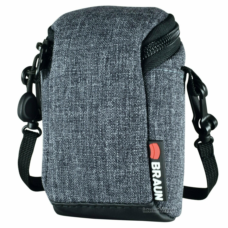 Etui Fototasche passend für Panasonic Lumix DC-TZ96  - Kameratasche