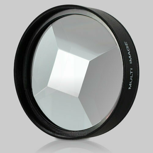 5-fach Multi Image Filter Prisma Tricklinse 58mm