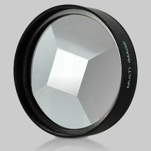 5-fach Multi Image Filter Prisma Tricklinse 67mm