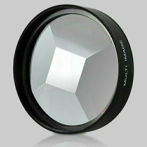 5-fach Multi Image Filter Prisma Tricklinse 52mm