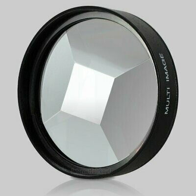 5-fach Multi Image Filter Prisma Tricklinse 49mm