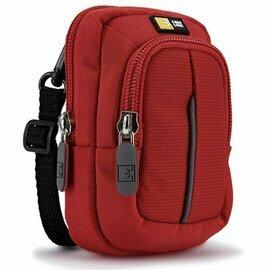 Kameratasche Fototasche rot passend für Nikon Coolpix L620