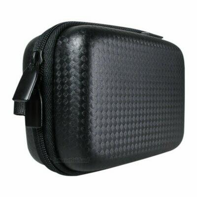 Hartschalen Tasche schwarz passend für Sony DSC-RX100 I II III IV V