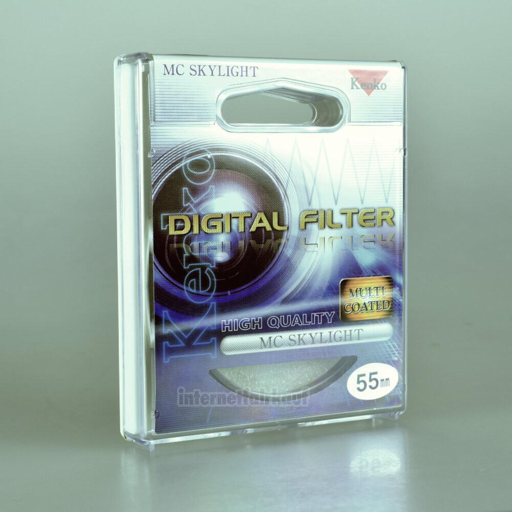 Kenko Digital Skylight 1A Filter 55mm