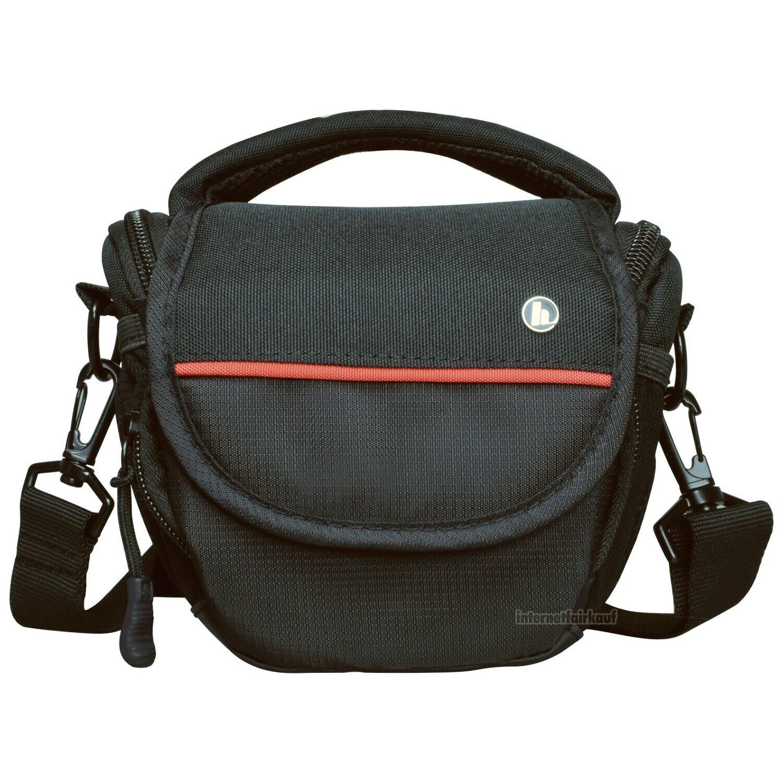 Hama Kameratasche passend für Panasonic Lumix FZ300 FZ82 FZ83 - Fototasche