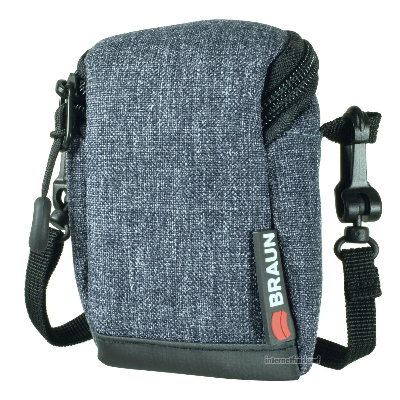 Etui Kameratasche passend für Nikon Coolpix S33