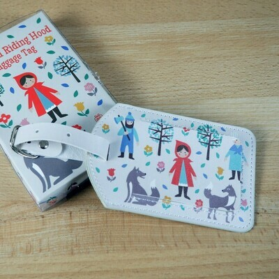 Red Riding Hood - Luggage Tag