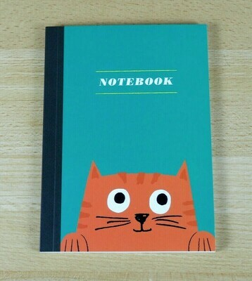 Notebook Chester The Cat A6
