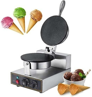 Waffle cone maker (round)