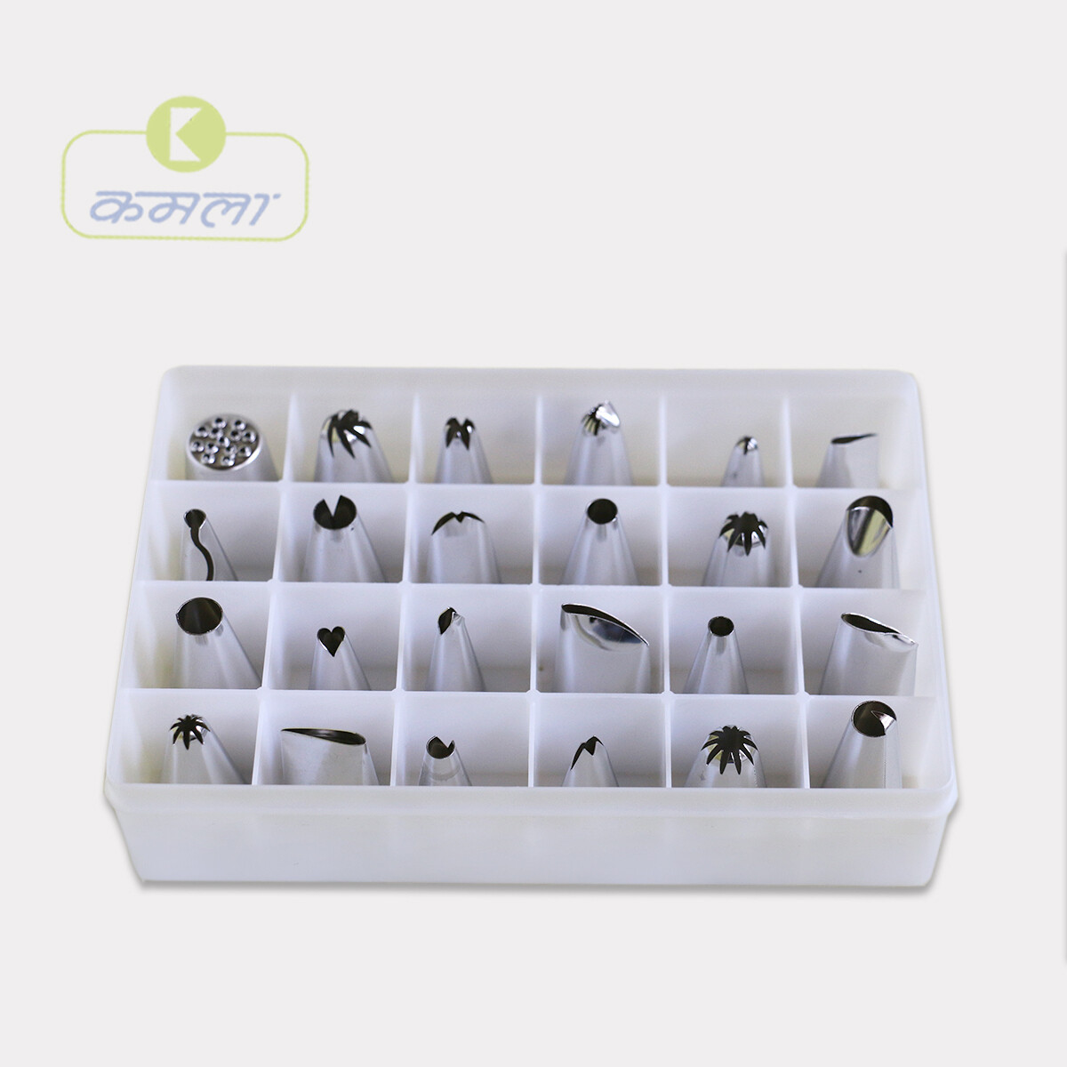Icing Nozzle Set 24 in 1 (Box)
