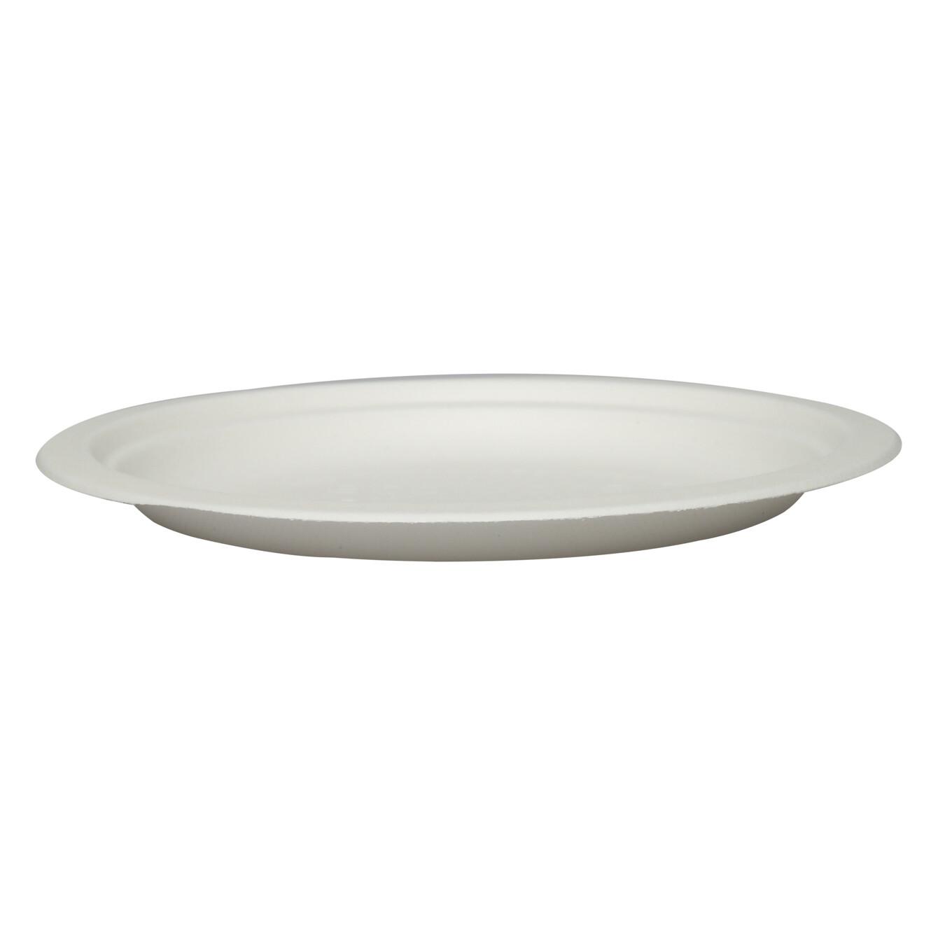 Eco Friendly Round Plates (20pcs/Pck)