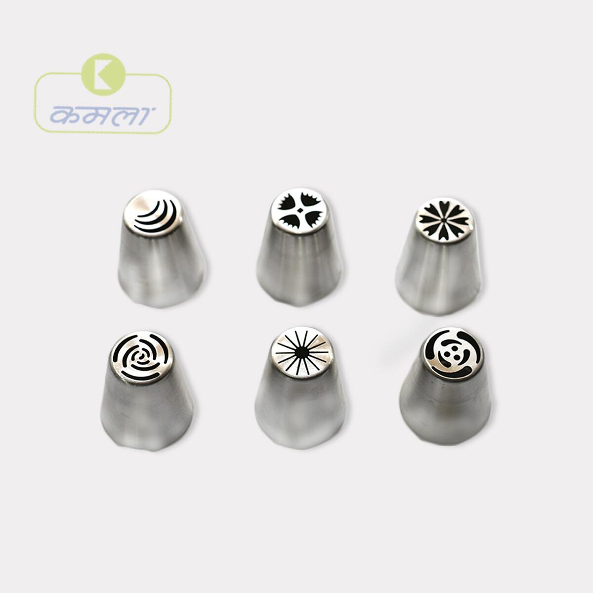 Russian Nozzle Set (6pcs)