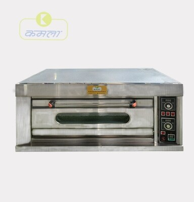 Electric Oven 1 Deck 2 Tray