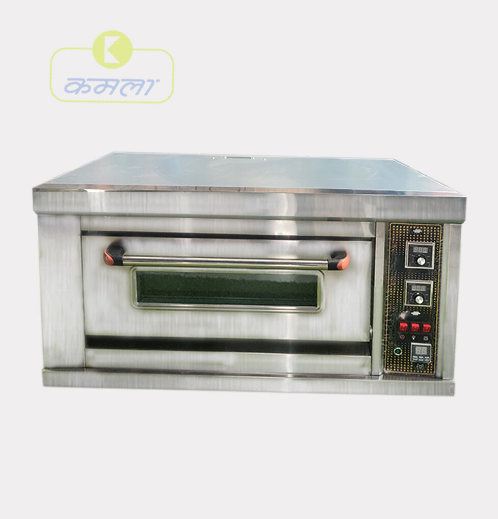 Gas Oven 1 Deck 1 Tray