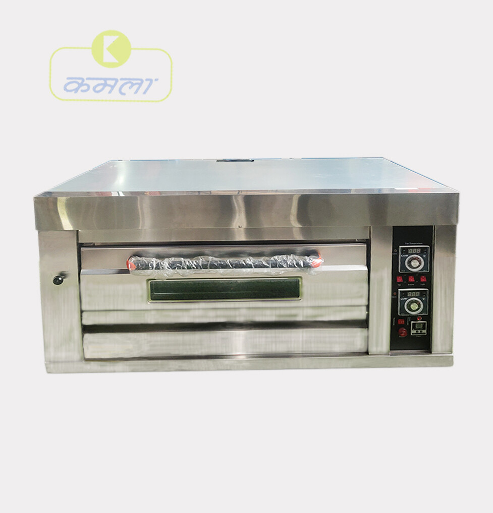 Gas Oven 1 Deck 2 Tray