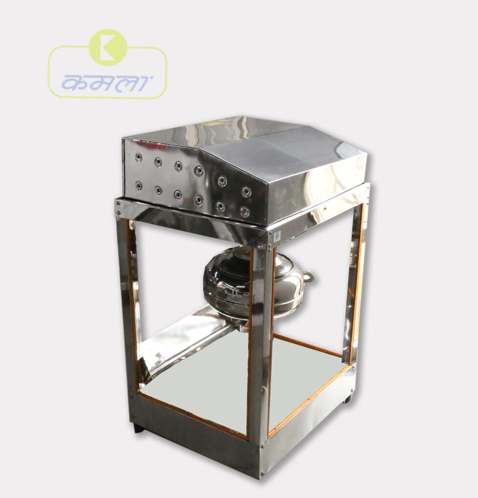 Popcorn Machine SS (500gms)