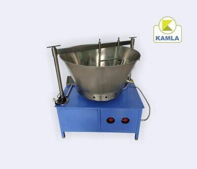 Mawa machine 130 ltr Gas
