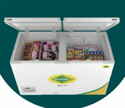 Hardtop Freezer WHCF425H - Combi
