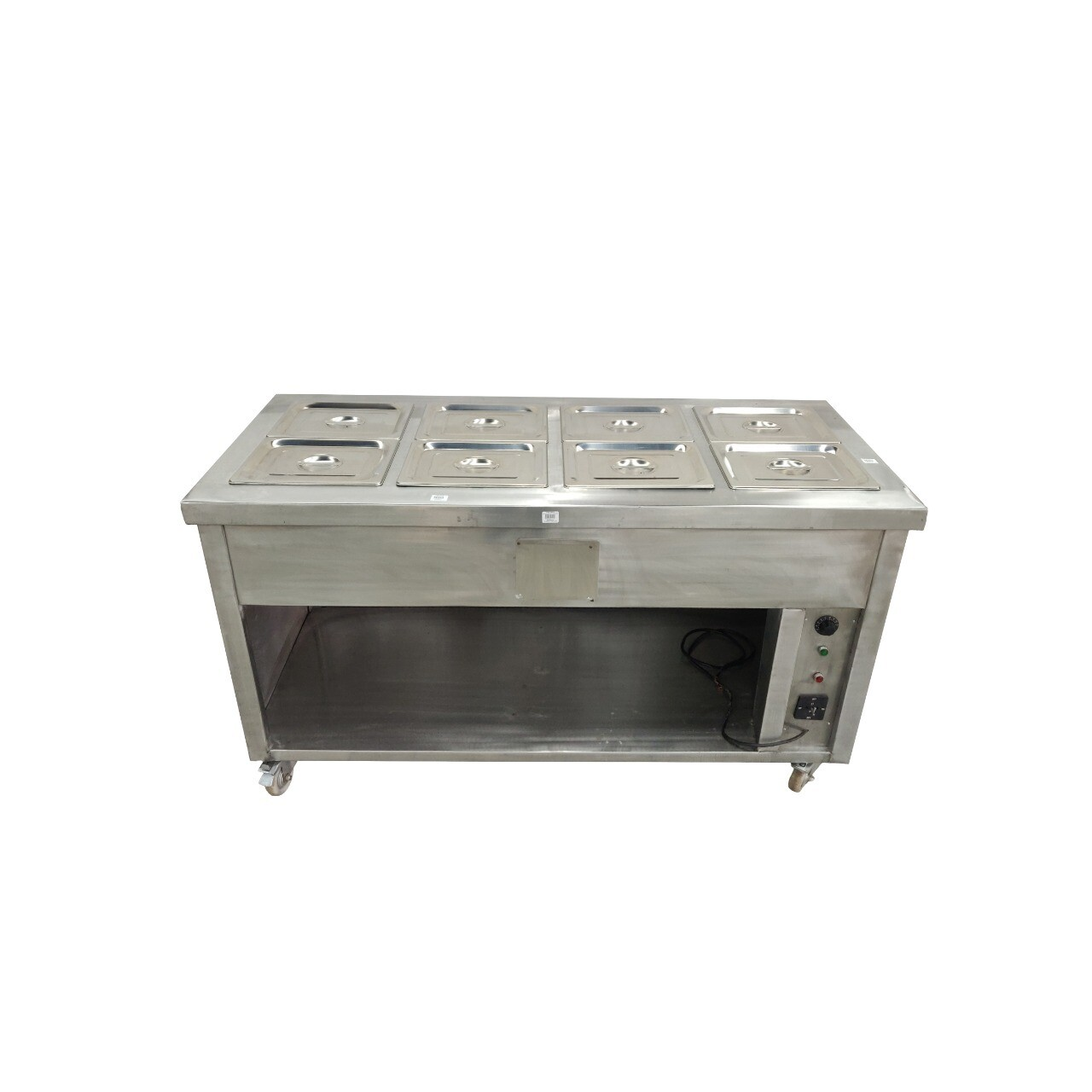 Commercial Bain Marie 8 Pan