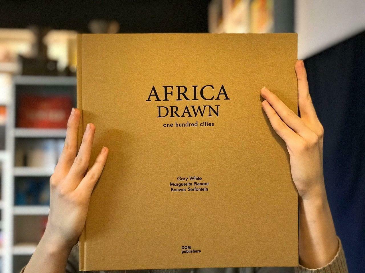 Лицо Африки. Сто городов (Английский)