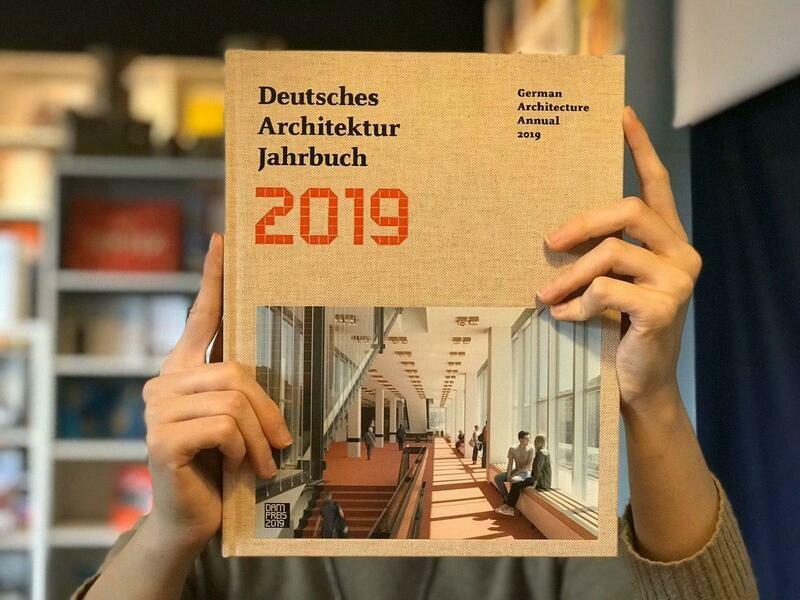 Немецкий архитектурный ежегодник 2019 (Английский/Немецкий)