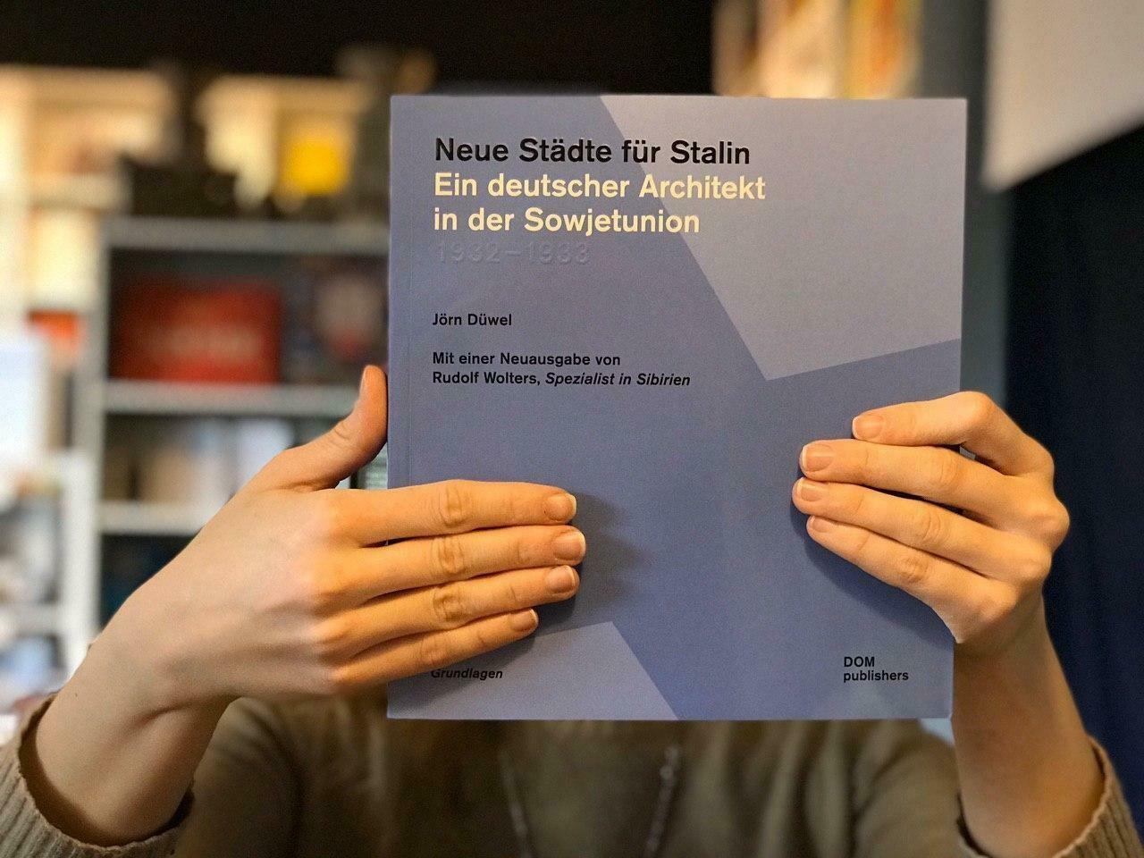 Новый город для Сталина (Немецкий)