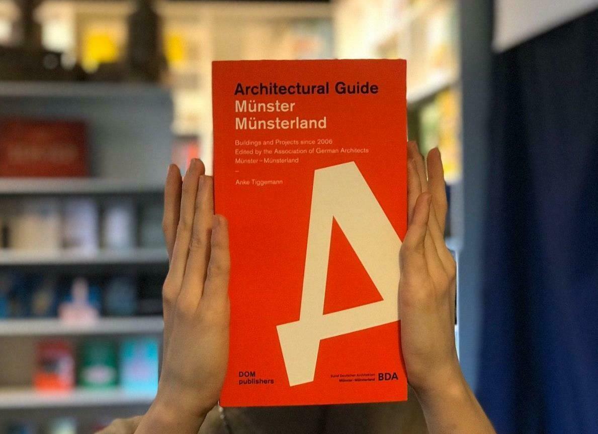 Мюнстер. Архитектурный путеводитель (Английский)