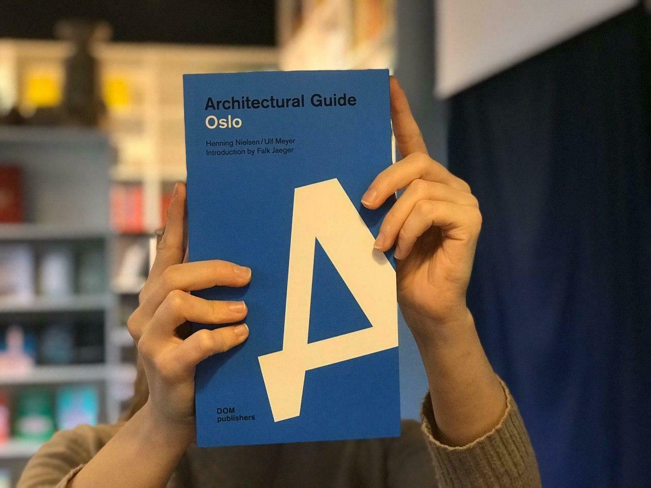 Осло. Архитектурный путеводитель (Английский)