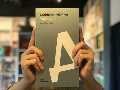 Рейкъявик. Архитектурный путеводитель (Немецкий)