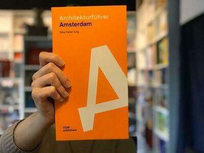 Амстердам. Архитектурный путеводитель (Немецкий)