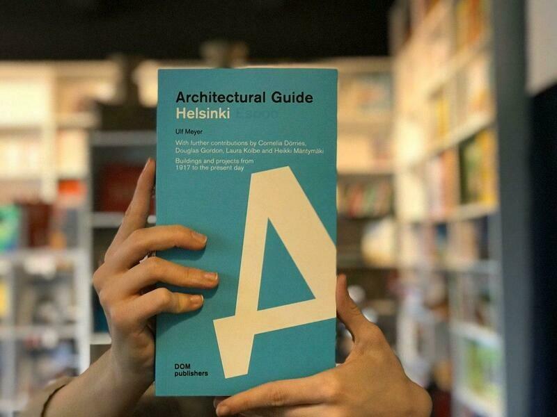 Хельсинки. Архитектурный путеводитель (Английский)