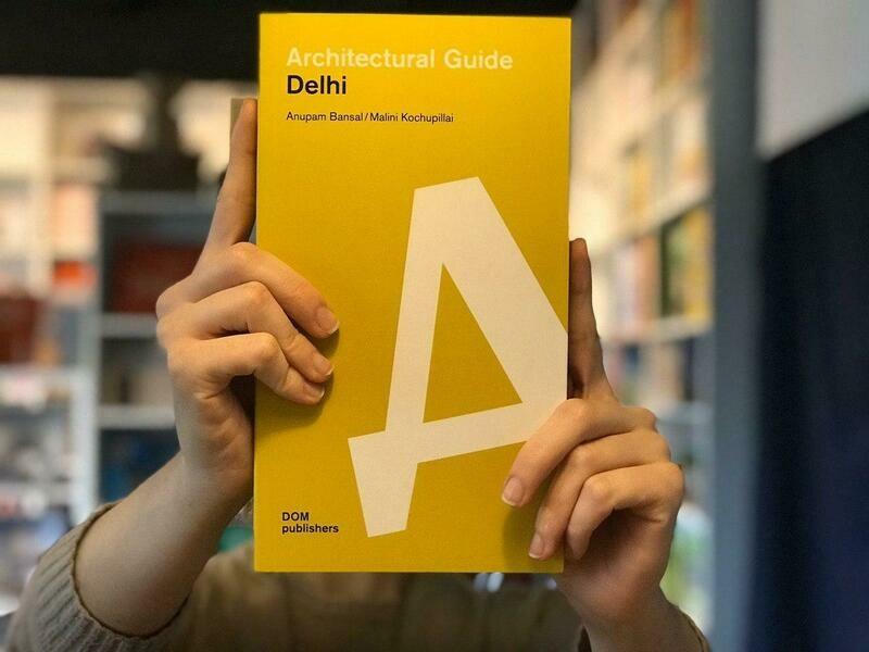Дели. Архитектурный путеводитель (Английский)