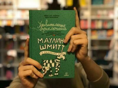Удивительные приключения Маулины Шмитт В ожидании чуда.