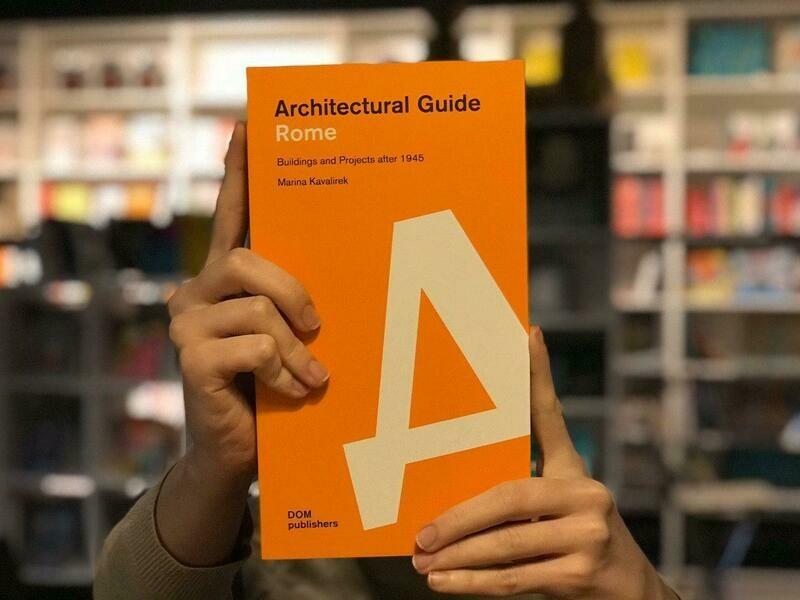 Рим. Архитектурный путеводитель (Английский)