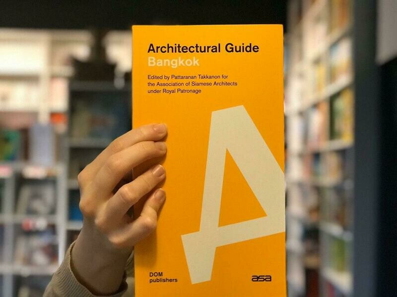 Бангкок. Архитектурный путеводитель (Английский)
