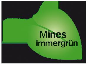 Mines immergrün Online-Shop