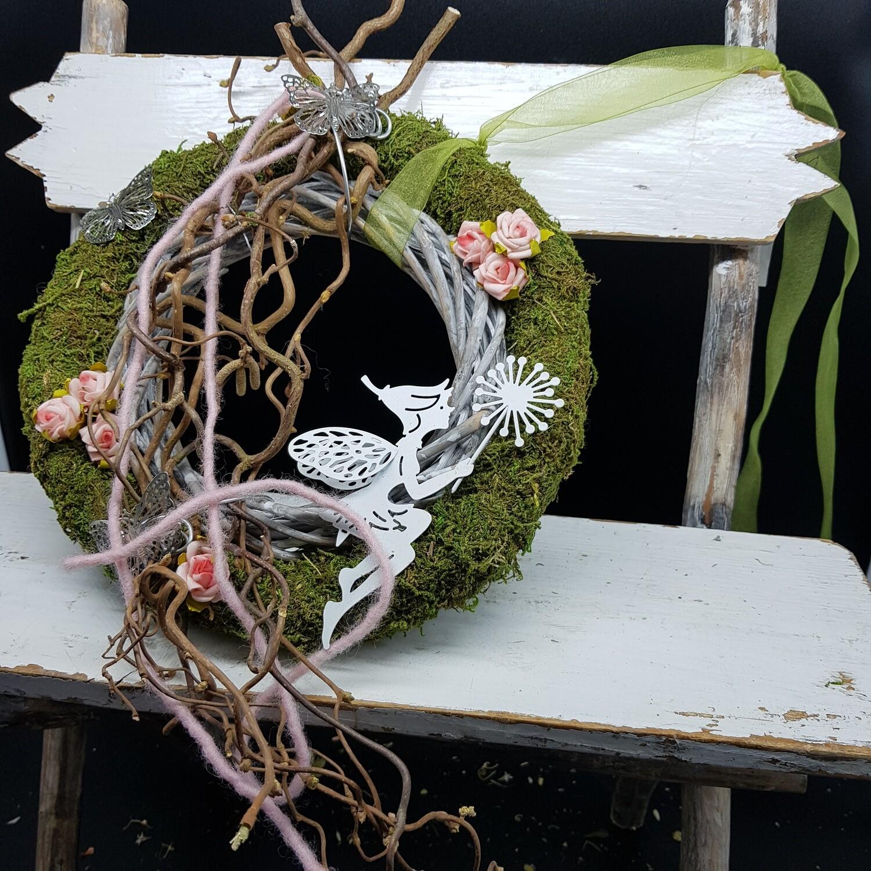Türkranz Blumenfee
