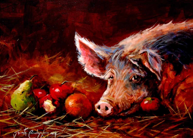 Ham-Let (12x16ins)