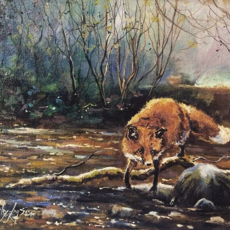 River Fox