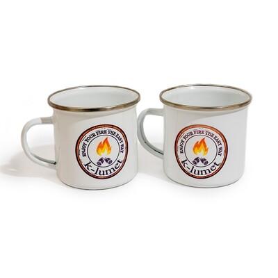 Pair of Camping Mugs
