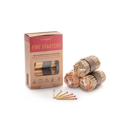 K-lumet 3 Pack Fire Starters