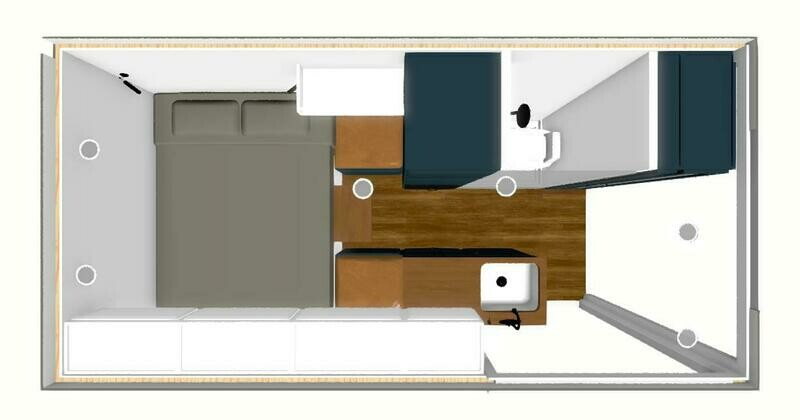 Full Package: Design, Blueprint, Rendering, Electrical+Plumbing Diagrams, Material List & Consulting