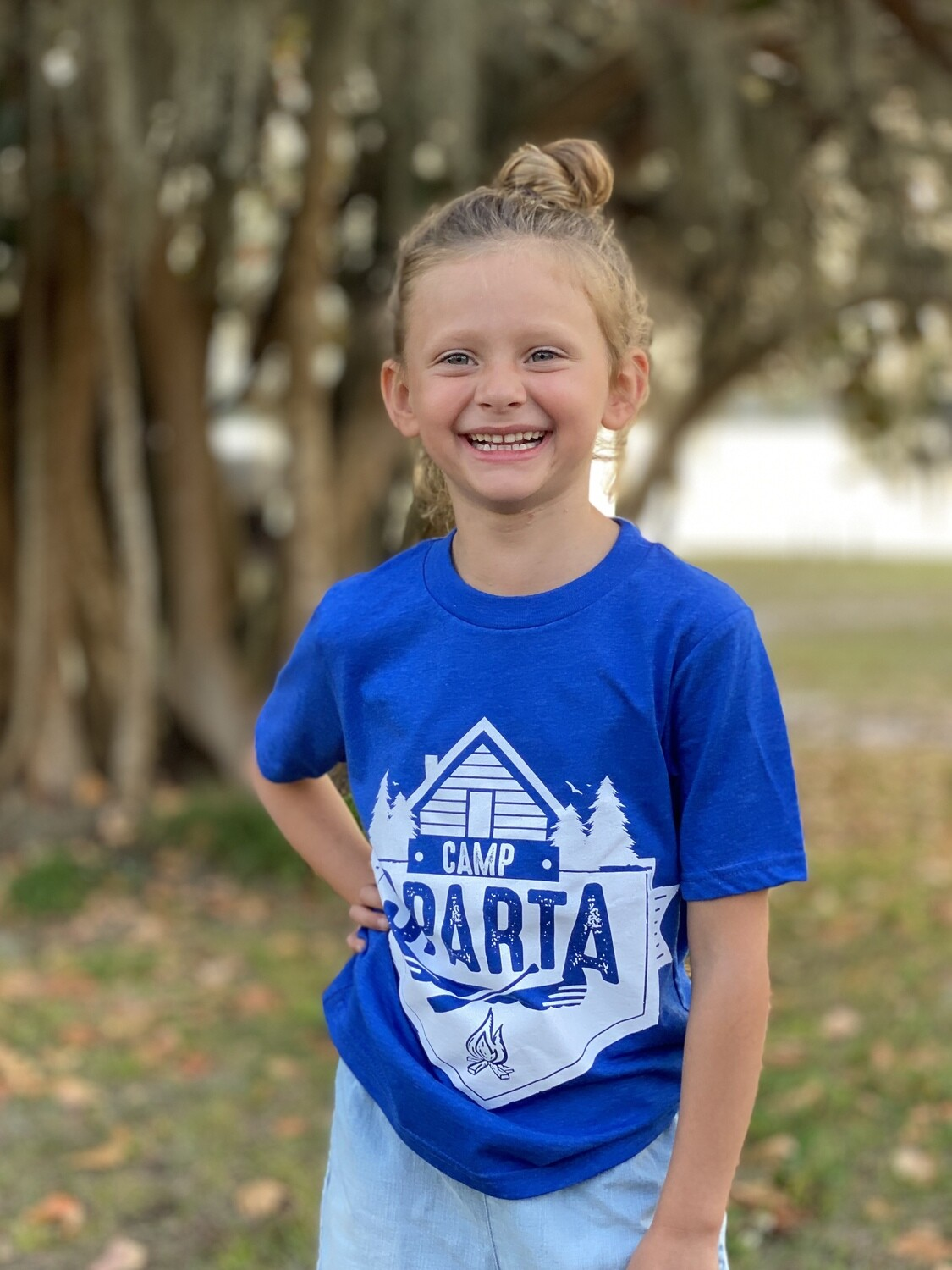 Youth Camp Sparta Tee