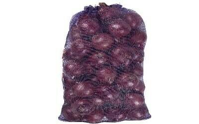 Red Onion Bulk 25lb