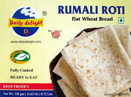 DAILY DELIGHT RUMALI ROTI 330 GM