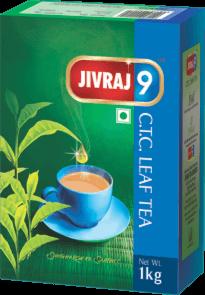 TEA JIVRAJ 1LB