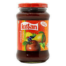 KISSAN MIX FRUIT JAM 500GM